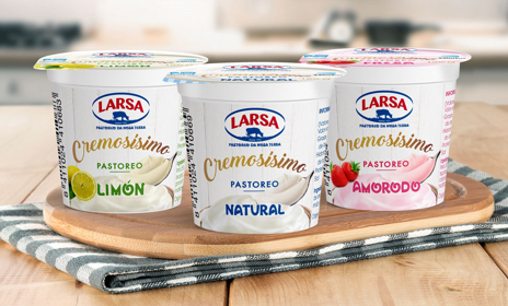 Yogures Cremosisimos